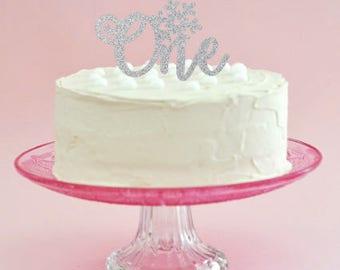 Winter Onederland cake topper, Onederland, first birthday, 1st birthday, Wonderland, center piece, cake topper