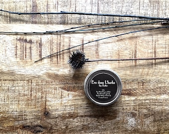 Lip Balm - Solid Lip Butter infused with Shea Butter, Vit. A & E, Olive, Hemp Avocado and Jojoba Oil - Organic and Natural - BEST SELLER