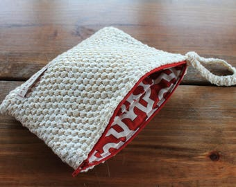 Donna Crocheted Purse