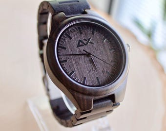 FREE Engraving, Wood Watch Men, Gift for him, Wooden Watch for Men, Mens Watch, Wooden Watch, Wooden Watch Men, Mens Wood Watch, Wood Watch