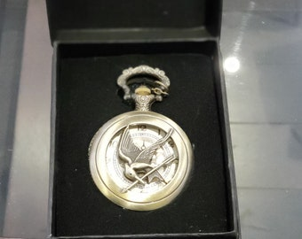 Hunger Games Pocket Watch