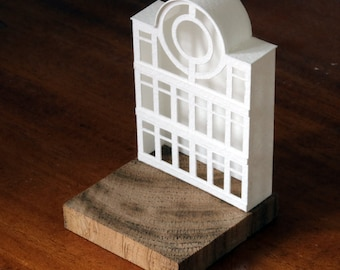Tower - paper model