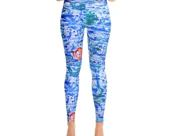 Underwater Yoga Leggings
