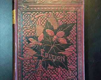 The Poetical Works of Alexander Pope, Victorian Binding, Butler Brothers, c1890s
