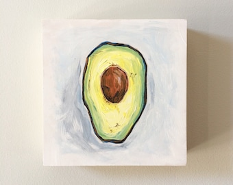Avacado Painting