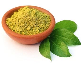 Organic PURE Natural Henna Powder Hair Color & Conditioner Certified Vegan Henna Hair Dye Kit 100 % Natural Hair Color