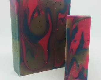 Take Me to The Fair! Soap- Fruity Soap, Candy Soap, Natural Soap, Homemade Soap, Handmade Soap, Scented Cold Process Soap, Vegan Soap