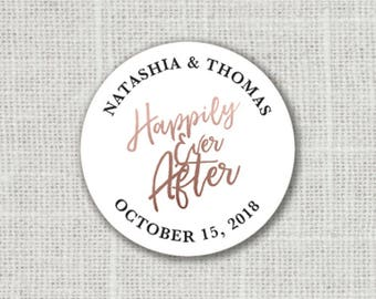 Infused with Love Kraft Wedding Favor Stickers, Olive Oil Wedding Favor  Stickers, Wedding Stickers