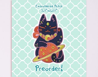 """Celestial Space Cat / Lucky Cat 