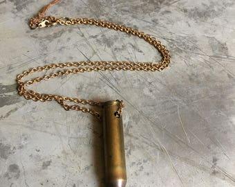 223 Remington Bullet Necklace