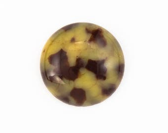 18mm Ripe Banana Cabochon (2 Pcs) #UP515