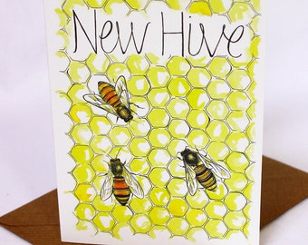 New Hive Card