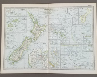Tonga map Etsy