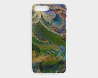 My Mountain: phone cases by Sammy Jay Art- available in various sizes