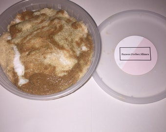 Cinnamon Roll Cloud Slime