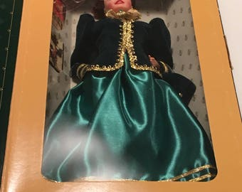 Hallmark Yuletide Romance Barbie 1996