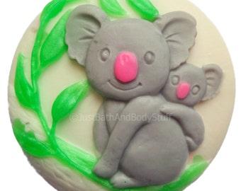 Koala Bear Soap Bar, Mom & Baby