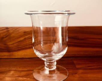 Glass Urn or Vase