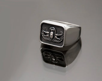 EOD Sterling Silver Ring