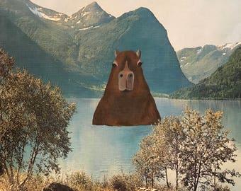 Lake Capybara