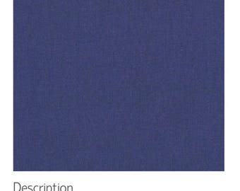 Moda Bella Solid Admiral Blue / Navy   - 9900/48 fabric