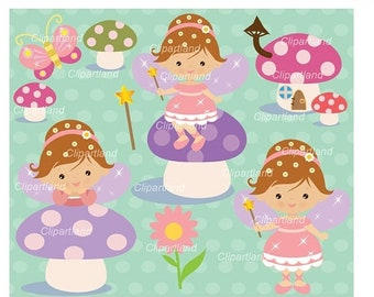 ON SALE INSTANT Download. Garden Fairy. Cf_ 46. Personal and commercial use.