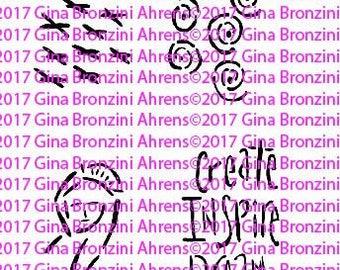 G.Ahrens Design Stencils!!!  Four Square 1