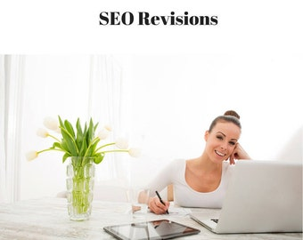 SEO revision for titles and tags, Etsy coaching and help, using live data SEO tools to optimize your Etsy listings