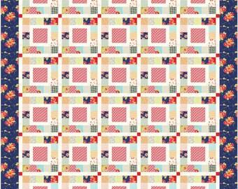 Katie Marie PDF Quilt Pattern