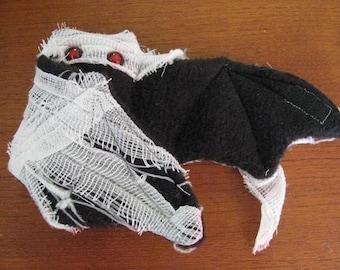 Bat Cup Sleeve - Halloween Mummy