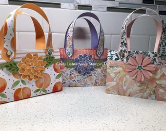 PDF Instructions for Paper Purse