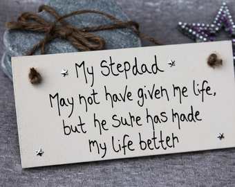 Stepdad - Stepdad Gift - Gift for Stepdad - Step Father Gift - Step Father - Gifts for Stepdads - Dad Gift  - Daddy Gift -Stepdaddy