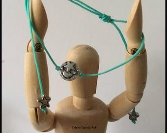 Bracelet *MOON and STARS Bracelet