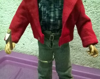 The Shining action figure 1 / 6 .