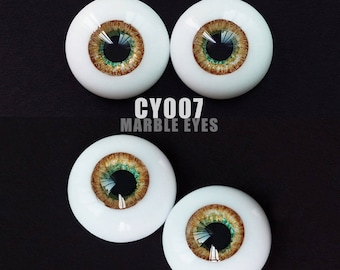 Marble Eyes CY007 16mm [IN-STOCK] Enchanted Doll Eyes