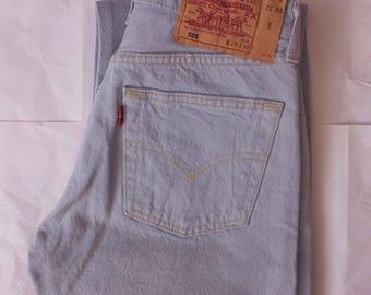 Levis Jeans 501 w28 l32