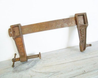 Antique Judd Speed Clamp 1940