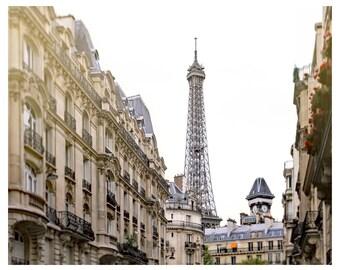 Eiffel Tower photography, Paris France, travel photography, French home decor, fine art photography, Paris architecture, Paris home decor