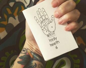 Lady Teeth zine 6