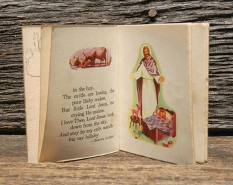 Hymns and Poems for Christmas book, Children's Christmas book