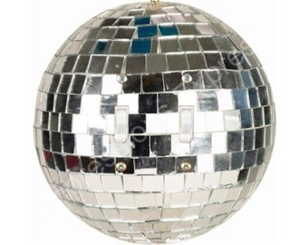 Disco Ball Double Toggle Switch Plate Cover
