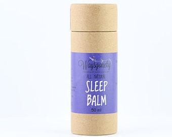 All Natural Sleep Balm