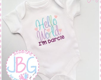 Personalized baby etsy popular items for personalized baby negle Choice Image