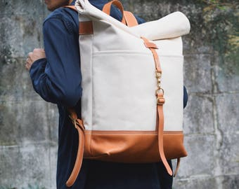 Backpack - Canvas 30oz