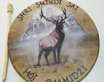 Elk drums