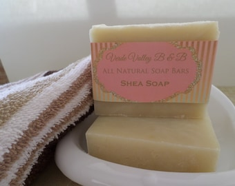 Shea Soap, Shea Bar Soap, Shea Soap Bar, Shea Bath Soap, Shea Butter Soap, Shea Butter Bar Soap, Handmade Soap, Natural Soap, Vegan Soap