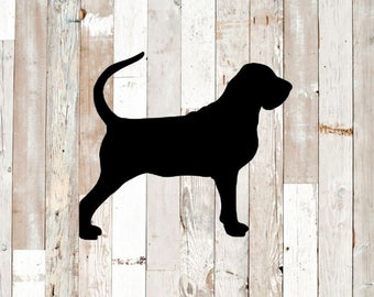 Any Breed - Dog Silhouette