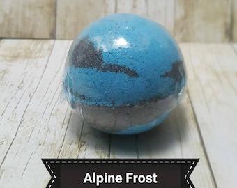Alpine Frost Bath Bomb