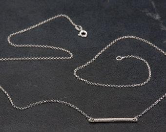 Sterling Silver Branch Pendant