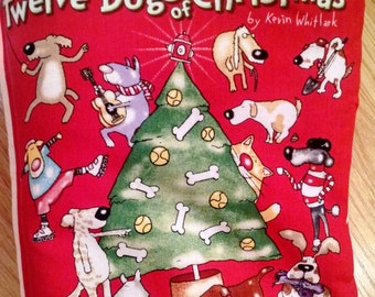 The Twelve Dogs of Christmas  BK 150162